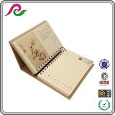 スタンディングスパイラル卓上カレンダー印刷仕入れ、問屋、メーカー・生産工場・卸売会社一覧