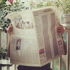 Morning news... #superga #supergagreece #newspaper #news #moodoftheday