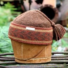 Knitting Pattern For Nudu Hat : Handcrafted Billy Gibbons Hat Nudu Bamileke Beanie - Custom Order your Size -...