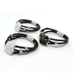 PandaHall Jewelry—Braided Imitation Leather Square... | PandaHall Beads Jewelry Blog