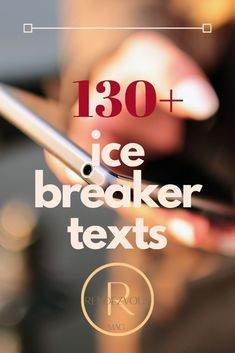 We love these ice breaker questions that make our conversations easier and much more interesting. We loveto find ways to get to know each other better and that conversations are the key! Questions To Get To Know Someone, Questions For Friends, Fun Questions To Ask, Deep Questions, Getting To Know Someone, Flirty Questions, This Or That Questions, Crush Questions, Dating Questions