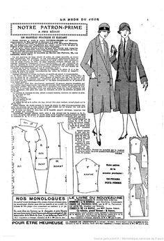 La Mode du jour. [1926/03/11