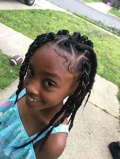 Kid Hair, Baby Girl Hair, Baby Girls, Kids Braided Hairstyles, Protective Hairstyles, Girl Hairstyles, Braids For Kids, Dreadlocks, Hair Styles