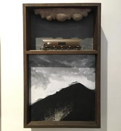 On until Sept 4 'Black Harvest works by Andy Devine & Peter Tilley.. Really enjoyed this & Brimblebox at Manly art gallery