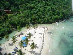 Playa Rincon in Samana, DR