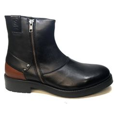 Tony's Casuals Men's Black Leather Ankle Boots High End Shoes, Black Leather Ankle Boots, Chelsea Boots, Men Casual, Collection, Shopping, Fashion, Moda, Fashion Styles