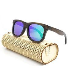 6c07f058 New cool wooden Bamboo Sunglasses Men Wooden Sun glasses Women Brand  Designer Original Wood Glasses