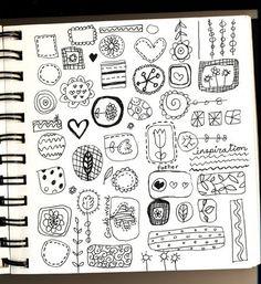 what's in my sketchbook? | Lesley Grainger Design