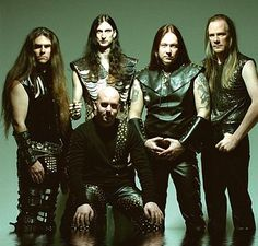 HammerFall is a Swedish metal band from Gothenburg, Sweden. Heavy Metal Bands, Heavy Metal Music, Music Stuff, My Music, Primal Fear, Power Metal, Opus, Judas Priest, Band Photos