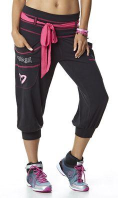Black dress yoga pants zumba