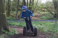 Off-Road Segway Experience - 2 Locations