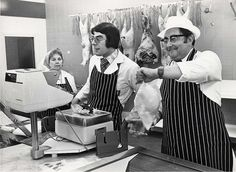 Butchers, Stanford le Hope, Essex (1979). London Co-operative Society Archive.