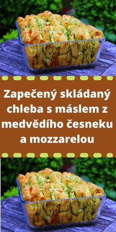 Mozzarella, Banana Bread, Desserts, Recipes, Food, Tailgate Desserts, Deserts, Essen, Postres