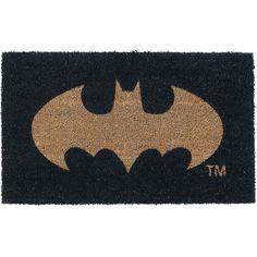 Batman - Logo doormat  - size: 45 x 75 cm - material: coir