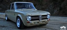 1970 Alfa Romeo Giulia Maintenance/restoration of old/vintage vehicles: the material for new cogs/casters/gears/pads could be cast polyamide which I (Cast polyamide) can produce. My contact: tatjana.alic@windowslive.com