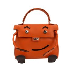 1stdibs - Hermes Kelly Idole (Kelly Doll) Gulliver Orange explore items from 1,700  global dealers at 1stdibs.com