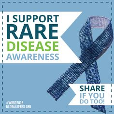 Share if you support Rare disease awareness! Wear denim February 28, 2017