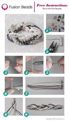 "Tagged ""jewelry making tutoria #jewelrymaking"