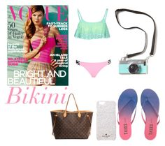 """""""Beach needs"""" by girly72 on Polyvore"""