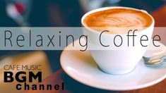 Relaxing Coffee Jazz - Relaxing Bossa Nova Music for Stress Relief and Beach House Viewing! Buy Music, Jazz Music, Live Music, Coffee Shop Music, Work Cafe, Stress Relief Music, Music Backgrounds, Google Play Music, Original Music