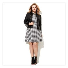FASHION ROCKS PLUS SIZE FALL TREND REPORT 2014: MY TAILORED LOOK a ladylike take on looks inspired by his wardrobe.