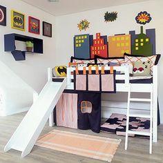 Revista MinhaCASA - Cabaninha no quarto: sonho de toda criança