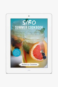 Are you ready for the warmer summer months? Get 60 SIBO friendly recipes that will leave you feeling satisfied and happy to be eating a SIBO-friendly meal. Grab a copy of my SIBO Summer eCookbook today. Paleo Recipes, Whole Food Recipes, Small Intestine Bacterial Overgrowth, What Can I Eat, Recipe Collection, Summer Recipes, Yummy Food, Diet, Healthy