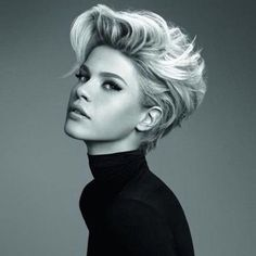 I WANT THIS HAIRCUT @dominiquediazz