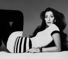 Cher Vogue 1974#Cher Vogue