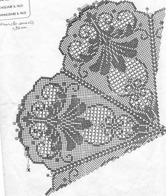 : oval coffee table cloth - Ingenuity is complimented . Crochet Bedspread Pattern, Crochet Doily Diagram, Filet Crochet Charts, Crochet Square Patterns, Crochet Doilies, Crochet Cord, Crochet Books, Thread Crochet, Mantel Redondo A Crochet