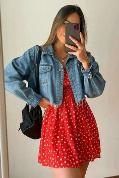 Cute Casual Outfits, Simple Outfits, Pretty Outfits, Stylish Outfits, Girly Outfits, Teen Fashion Outfits, Mode Outfits, Look Fashion, 2000s Fashion
