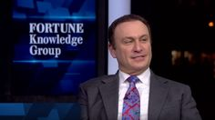 Keith Springer with the Fortune Knowledge Group | Image source: Keithspringermedia.com
