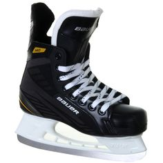 I have just purchased Bauer Supreme 140 Ice Hockey Skate from Skatehut - https://www.skatehut.co.uk/skates/ice_skates/bauer_supreme_140_ice_hockey_skate.htm