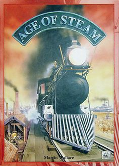 Age of Steam (Treefrog Games)