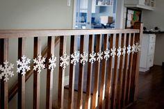 Advent Snowflakes