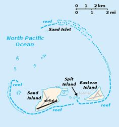 Midway Island. You have no idea how badly I want to go there.