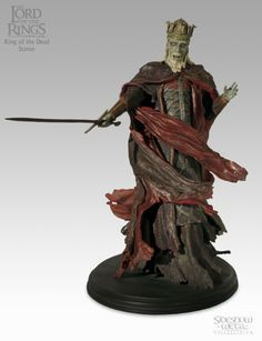 Polystone Statue - The King of the Dead #9343