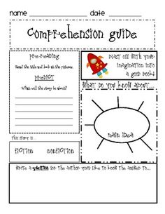Comprehension Guide Every Student Needs to Have