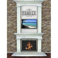 1000 Images About Mantels On Pinterest Fireplace Surrounds Fall Mantels And Fireplaces