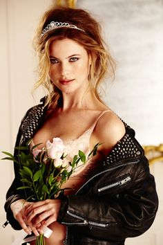 Behati Prinsloo for Victoria by Victoria's Secret fragrance.