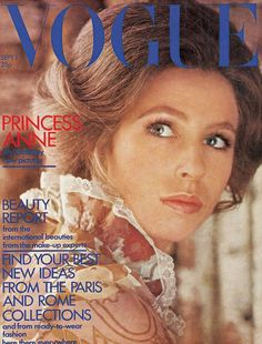 Victoria Arbiter (@victoriaarbiter) | Twitter: Princess Anne on Vogue