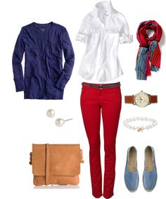 """Hill Scarf"" by bluehydrangea on Polyvore"