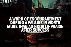 We LOVE this one. Any favorite quote with the word encourage? Share it with us! Tag #QNET & #encourage