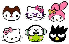 The Contemplative Creative: Project : Hello Kitty Party Invitation ~ for cheska's invitation