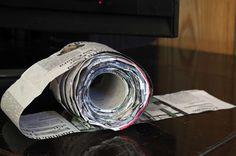 #Back #newspaper - New editorial format - 365 sheets: 12x25cm #carta da #culo #artistic #new #2015  #conceptual #art