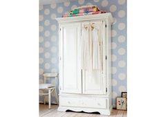 schattig behang papier 'dots' Room Seven | kinderen-shop Kleine Zebra