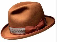 Rust hat