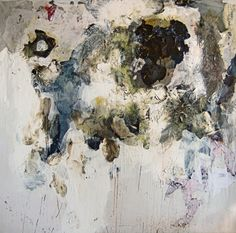 "Saatchi Online Artist: sabina suru; Mixed Media, Painting ""Walking"""
