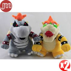 Find More Movies & TV Information about New 2 PCS Super Mario Koopa Dry Bowser Bones Plush Doll Koopalings Troopa 23 25cm Anime Toys Brinquedos Baby Dolls Kids Gift,High Quality gifts export,China doll tights Suppliers, Cheap doll basket from M&J Toys Global Trading Co.,Ltd on Aliexpress.com