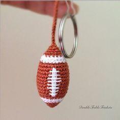 Free pattern on my blog #crochet #amigurumi #keychain #crochetkeychain…